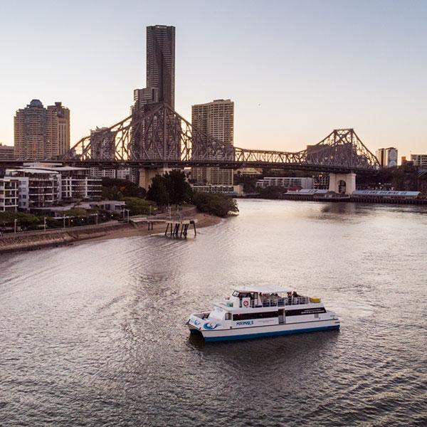 Mirimar Brisbane River Story Bridge