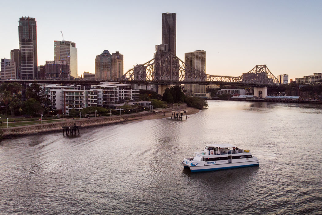 Mirimar Cruises on Brisbane River